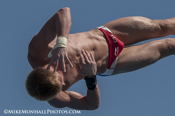 The US Picks its World Diving Team